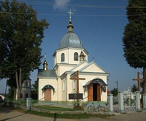 Bolekhiv - St Paraskeva Church