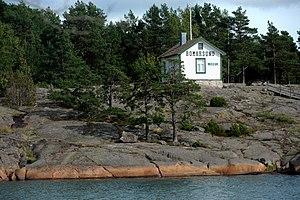 Prästö, Åland - The Bomarsund Museum in Prästö
