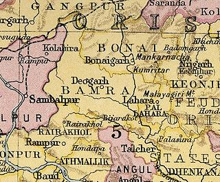 Bamra State Historical State
