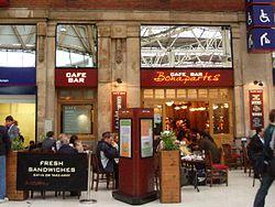 Bonapartes, Waterloo Station, SE1 (2545655893).jpg