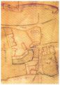 Bonfeld - Plan der Schlösser von 1775 - gezeichnet von J. C. Waydelin.png