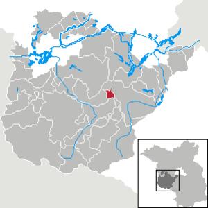 Borkwalde - Image: Borkwalde in PM