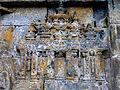 Borobudur - Lalitavistara - 019 S, The Brahmins receive Gifts (detail 3) (11247642286).jpg