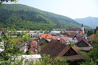 Borovnica, Borovnica Place in Inner Carniola, Slovenia
