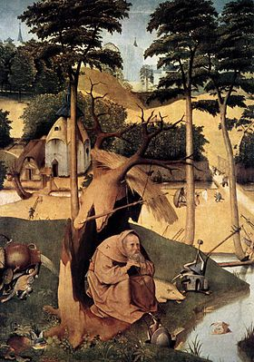 Image illustrative de l'article La Tentation de saint Antoine (Bosch, Madrid)
