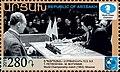 Botvinnik-Petrosian 2019 stamp of Artsakh.jpg