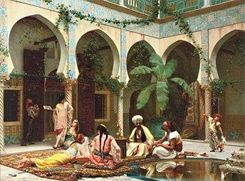 Image result for harem arab poetry