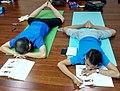 Bound cobra pose in Sparsa Yoga.jpg