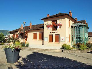Bouvesse-Quirieu Commune in Auvergne-Rhône-Alpes, France