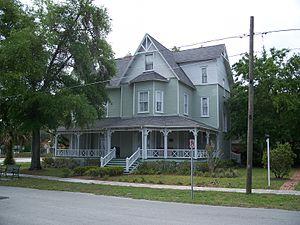 Longwood, Florida - Bradlee-McIntyre House