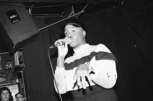 Cakes da Killa - Bradshaw performing in 2017