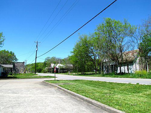Bradyville mailbbox