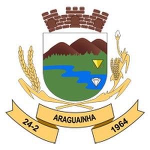 Araguainha - Image: Brasão Araguainha