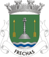 Coat of arms of Frechas