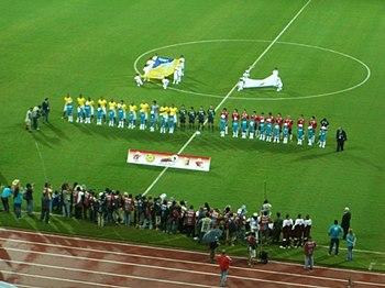 Brasil Vs Chile Cuartos de final Copa Am%C3%A9rica 2007