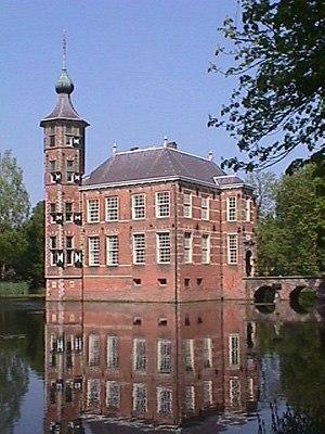 Gemeenlandshuis - Castle Bouvigne in Breda, a former Gemeenlandshuis