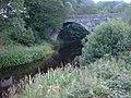 Bridge at Llanfihangel Glyn Myfyr - geograph.org.uk - 448563.jpg