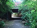 Bridge carrying the B550 Muswell Hill Road over Parkland Walk - geograph.org.uk - 1586971.jpg