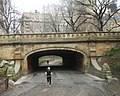 Bridle path arch W64 CP West Drive East cloudy jeh.jpg