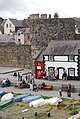 Britain's Smallest House, Conwy Quay - geograph.org.uk - 1483046.jpg