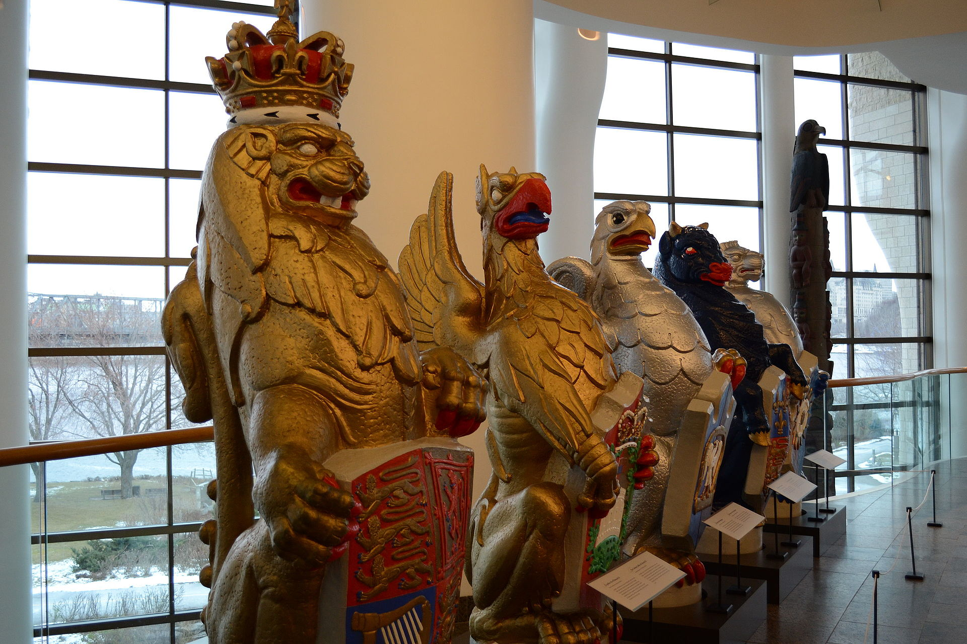 The Queen S Beasts Wikipedia