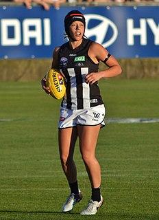 Brittany Bonnici Australian rules footballer