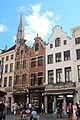 Brussels rue au Beurre 29-33 Boterstraat 2013-07.jpg