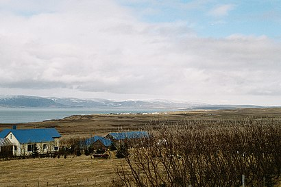 How to get to Búðardalur with public transit - About the place