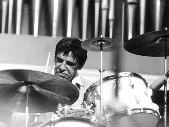 Buddy Rich - Buddy Rich performing at a concert in Cologne, Germany on March 3, 1977