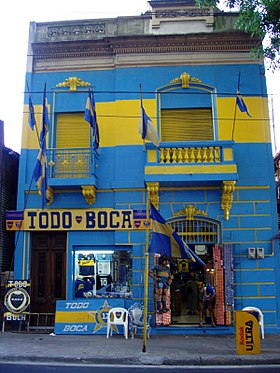 Image illustrative de l'article La Boca
