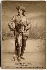 Buffalo Bill Cody by Elliott & Fry c1880.JPG