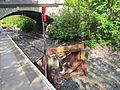 Buffer stop at Kirkby railway station.jpg