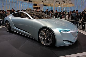 Pan Asia Technical Automotive Center - Buick Riviera Concept car developed by PATAC