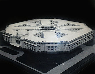 National Museum, New Delhi - National Museum, Building Plan Outlay
