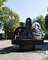 Buldern, Kunstwerk -Toller Bomberg- -- 2012 -- 7378.jpg