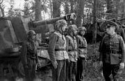 Bundesarchiv Bild 101I-300-1865-06, Frankreich, Rommel bei 21. Pz.Div.