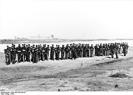 ausrüstung deutsche armee 1871
