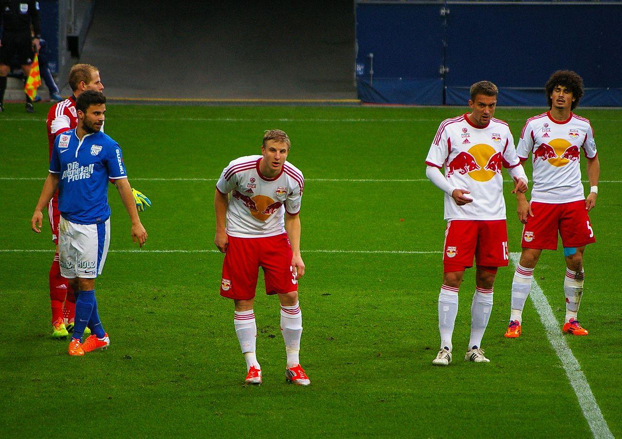 Schalke Red Bull Salzburg
