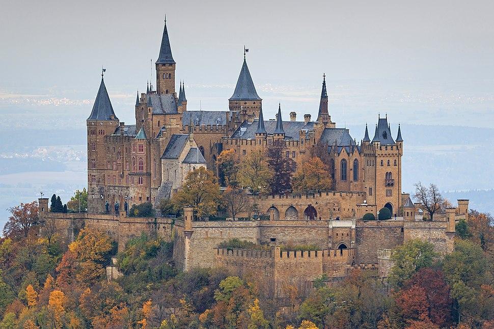 Burg Hohenzollern 10-2016