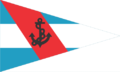 Burgee of YC Punta del Este.png
