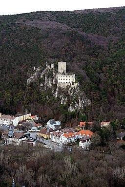 Burgruine Rauhenstein und Umgebung, Baden 03