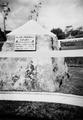 Burial stone for William Landsborough, Caloundra, 1913.tiff