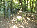 Burton Wood entrance, Mill Lane.JPG