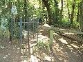 Burton Wood entrance, Mill Lane.JPG