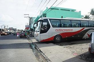 Gubat, Sorsogon - Bus Terminal in Gubat