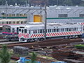 Business Use Train of Keio Corporation.JPG