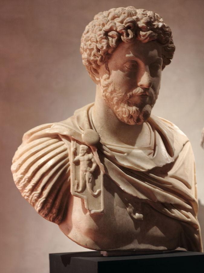 L'empereur Marc Aurèle
