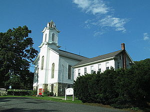 Buttzville, New Jersey - Buttzville United Methodist Church