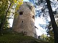 Cēsis Castle north tower.jpg