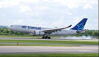 C-GGTS - A332 - Air Transat